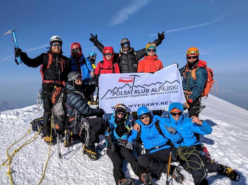Członkostwo polski klub alpejski