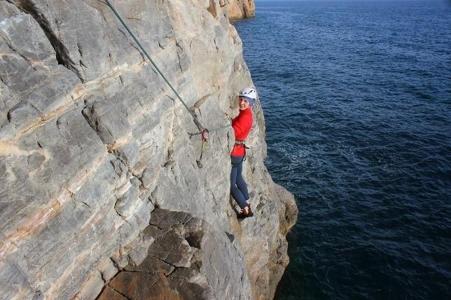 Kursy wspinaczli skalnej